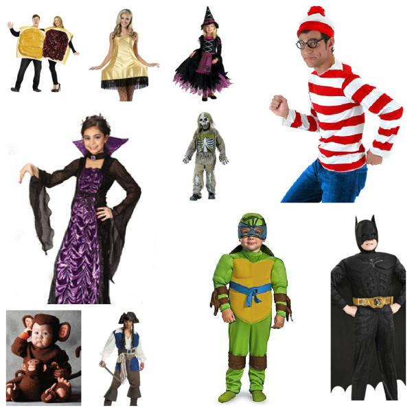 Top 2012 Halloween Costumes