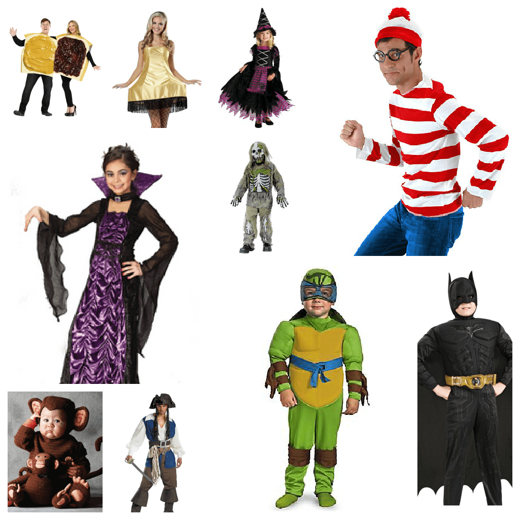 Top 2012 Hallowen Costumes