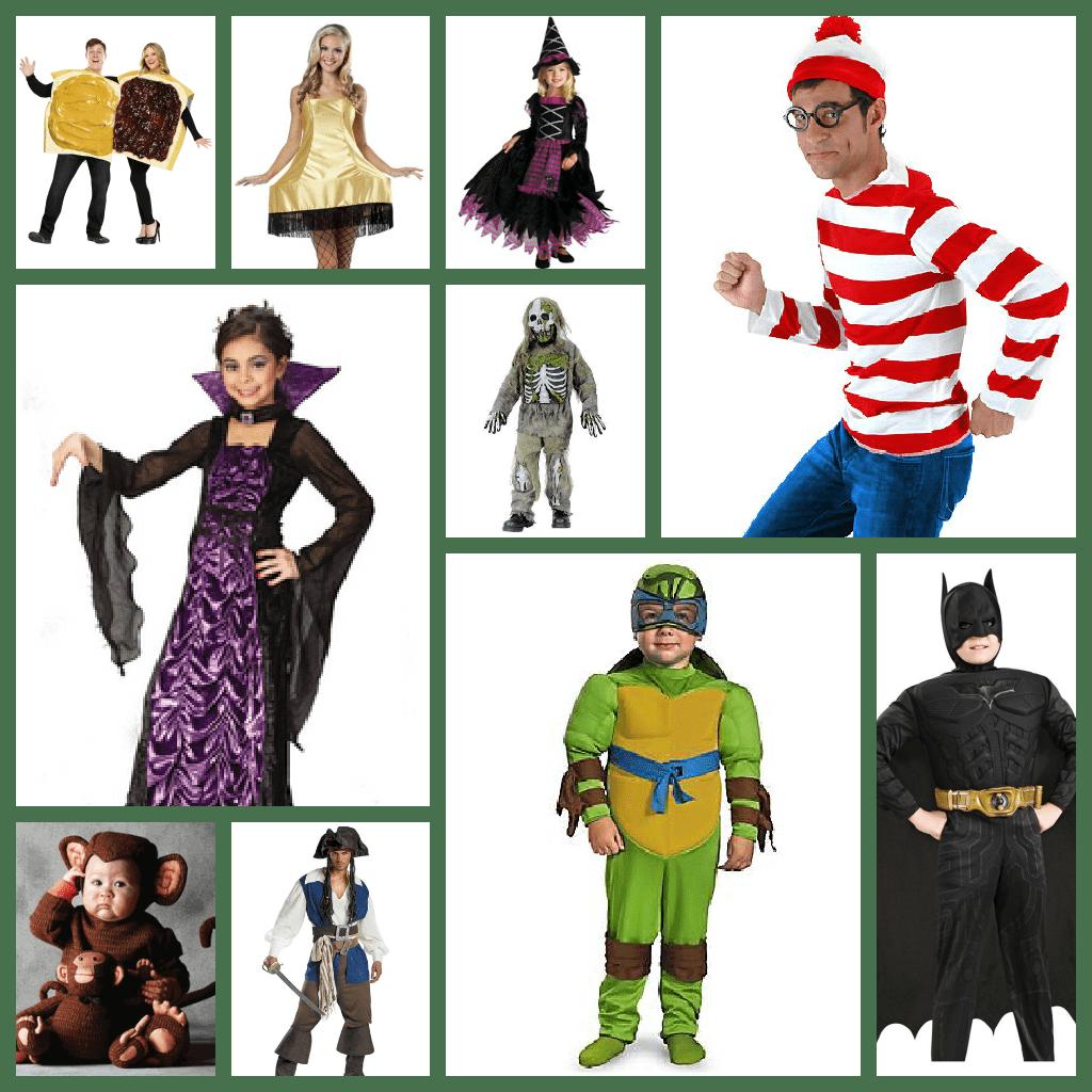 Top 2012 Halloween Costumes