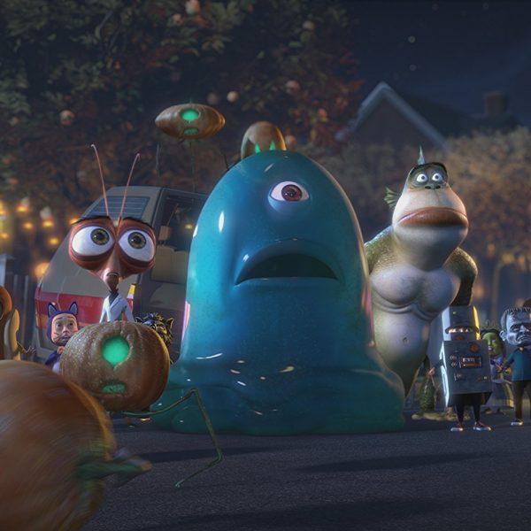 DreamWorks Spooky Stories