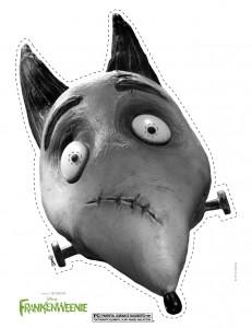 FRANKENWEENIE - Character Masks