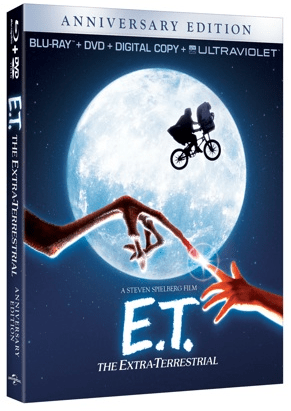 E.T. The Extra-Terrestrial Anniversary Edition