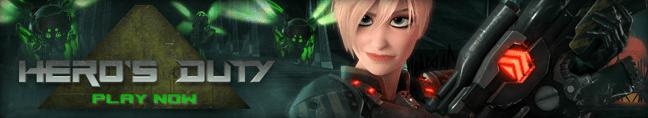 Play Hero's Duty featuring Sergeant Calhoun