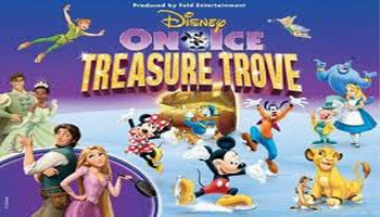 Disney Princesses on Ice: Treasure Trove