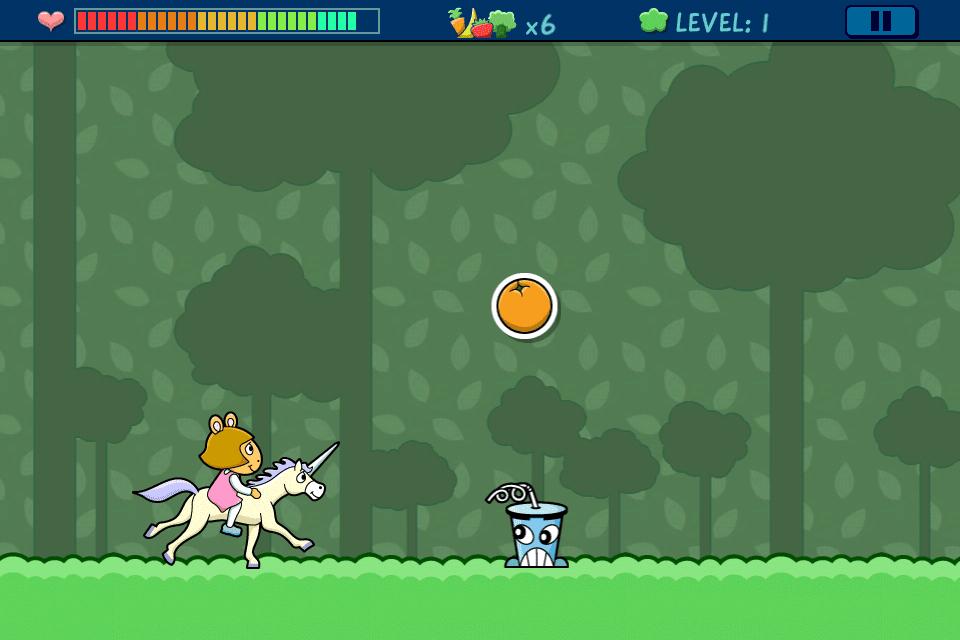 D.W.'s Unicorn Adventure App
