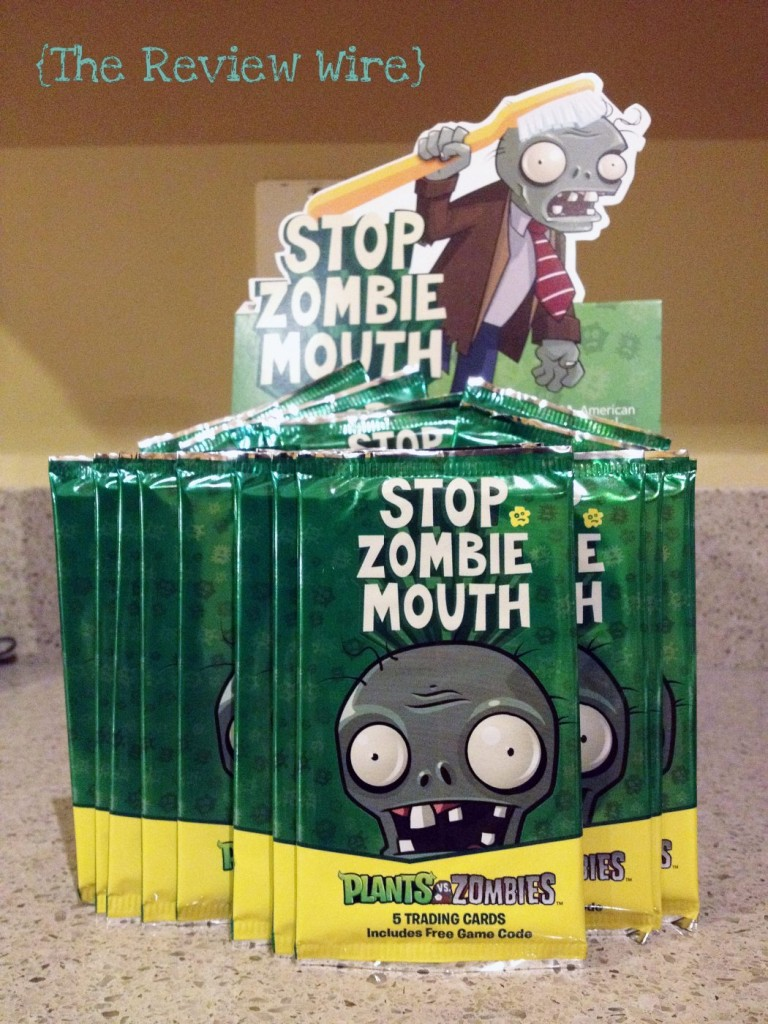 Stop Zombie Mouth