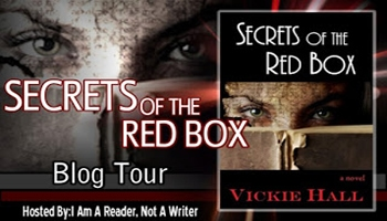 Secrets of the Red Box Book Tour