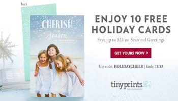 Tiny Prints Holiday Cards
