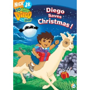 Go, Diego, Go!: Diego Saves Christmas!