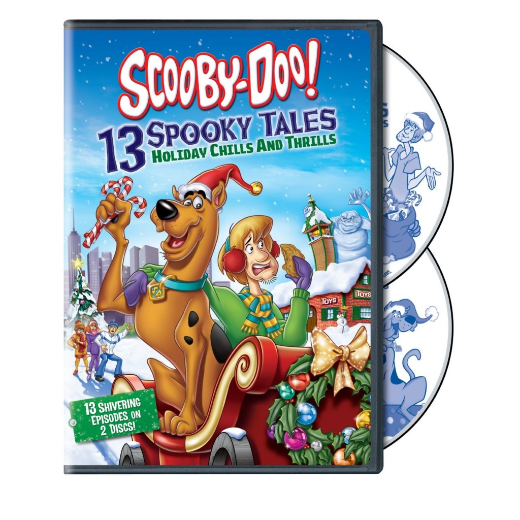 Scooby-Doo DVD! 13 Spooky Tales: Holiday Chills and Thrills