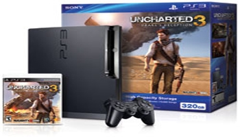 PlayStation 3 Uncharted 3: Bundle