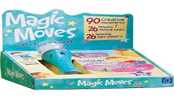 Magic Moves Electronic Wand