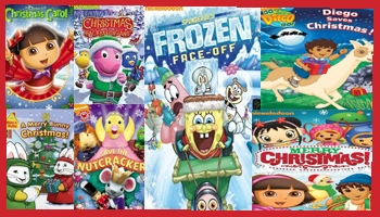 Nick Jr. Holiday Shows