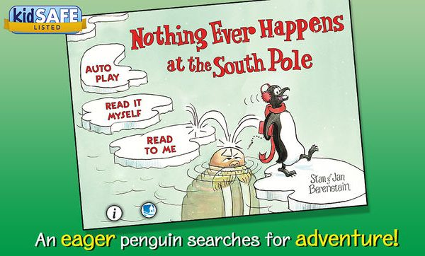 Nothing Ever Happens at the South Pole App