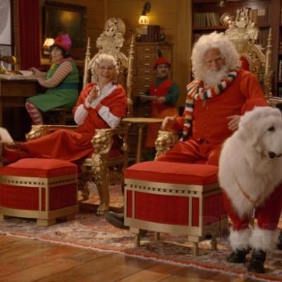 Santa Paws 2 Review: The Santa Pups DVD + Printable Activities