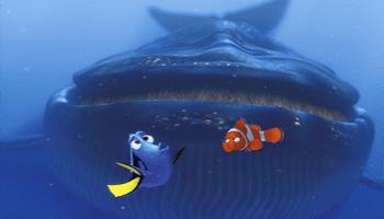 Finding Nemo 3D DVD