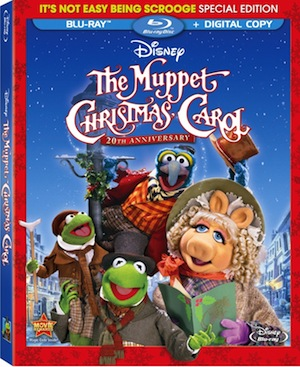 The Muppet Christmas Carol: 20th Anniversary Blu-ray