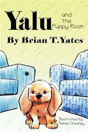 Yalu and the Puppy Room