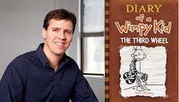 Jeff Kinney Book Signing: Joseph Beth Bookstore Saturday, November 17