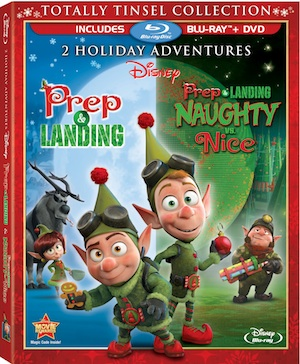 Disney's PREP & LANDING: TOTALLY TINSEL COLLECTION