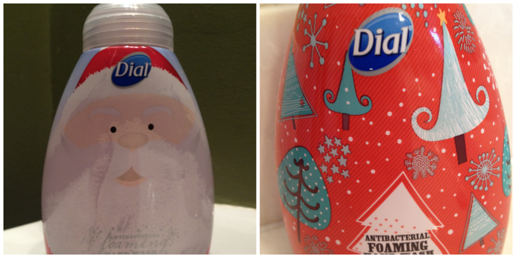 Dial Holiday Foaming Handsoap Review