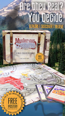 Mysterious Creatures Game