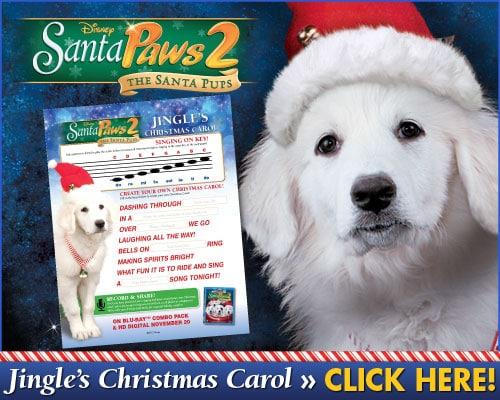Santa Paws 2 Jingle's Christmas Carol