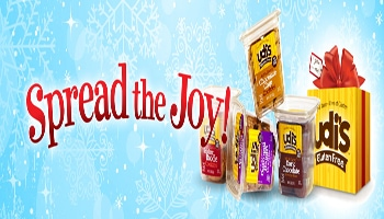 Udi's Gluten Free - Win Holiday Treats