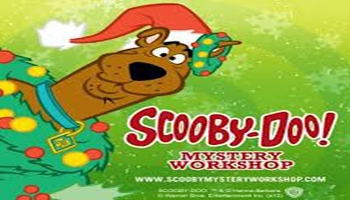 Scooby-Doo Mystery Workshop Website