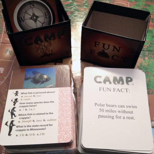 Camp Game