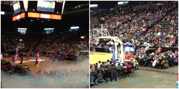 Harlem Globetrotters Review