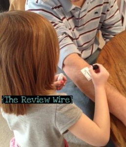 Glitter Toos Review