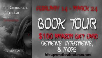 Win $100 in the Chronicles of Trellah Book Blast