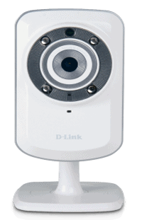 D-Link DCS-932L mydlink-Enabled Wireless-N Day/Night Network Camera