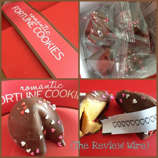 Shari's Berries: Fortune Cookies