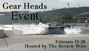 GearHeads Car Giveaway Event