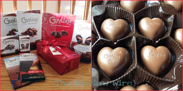 Guylian Chocolate Review