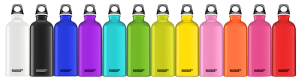 Sigg Bottle Rainbow Collection Review
