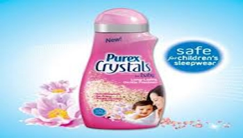 Purex Crystals for Baby.