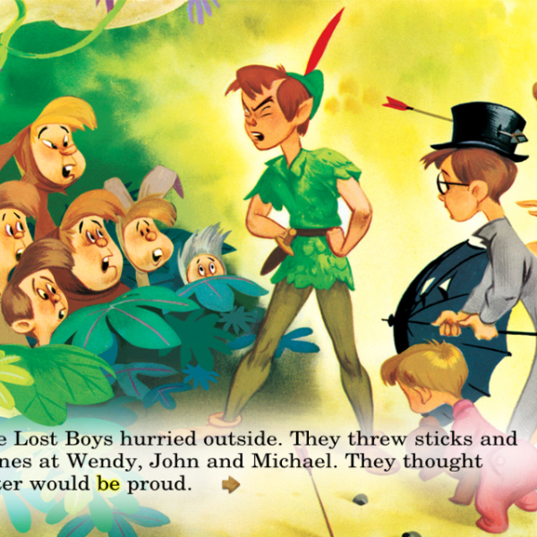 Disney's Peter Pan App Review
