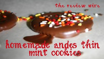 Andes Thin Mint Cookies Recipe