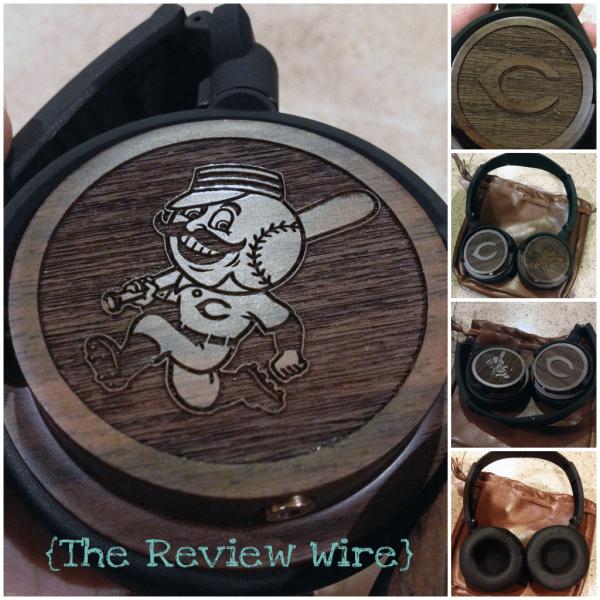 BiGR Audio Review: Rosewood Headphones
