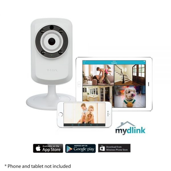 D-Link DCS-932L Surveillance/Network Camera