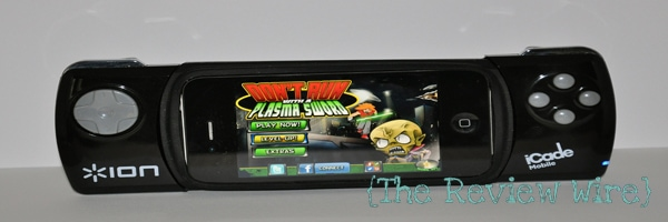 ION Audio: iCade Mobile Review