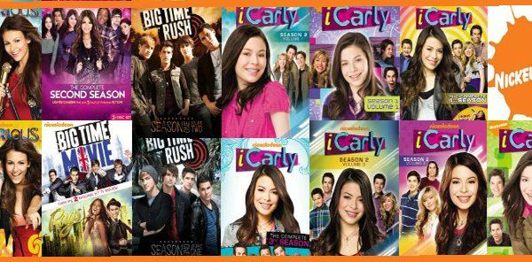 Nick DVD's