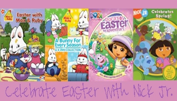 Nick Jr Easter Giveaway