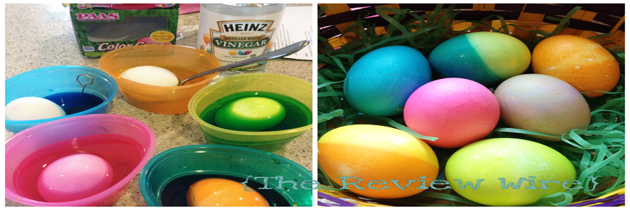 PAAS Review: Easter Dying Kits