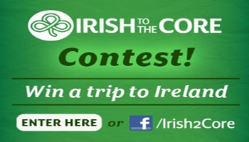 Win a Trip to Ireland! Ends 3.6.13