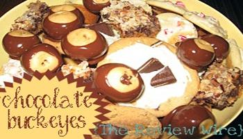 Chocolate Buckeye Recipe