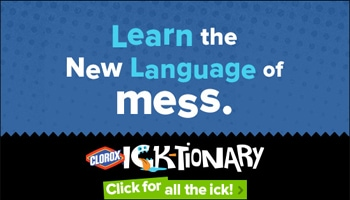 The Clorox Ick-tionary
